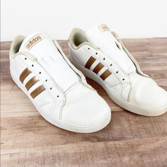 adidas grand court copper